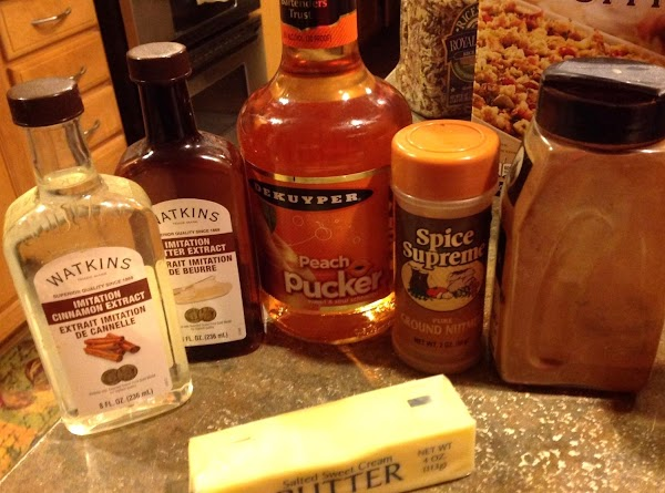 Final group of most of the ingredients used. I decided not to use the...