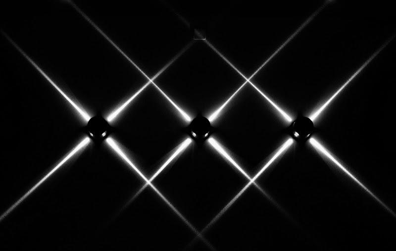 Geometrie di luce di pandi