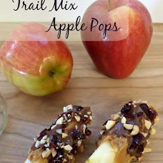 Trail Mix Apple Snacks Recipe