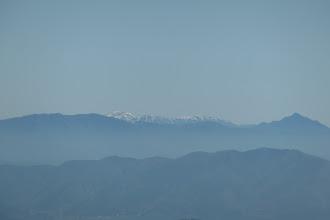 能郷白山と金糞岳