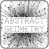 Abstract Geometry Wallpaper