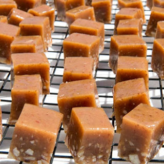 Caramels with Licorice.