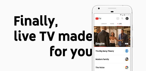 YouTube TV - Watch & Record TV for PC