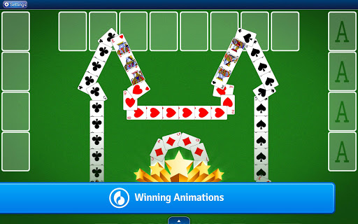 FreeCell Solitaire  gameplay | by HackJr.Pw 8