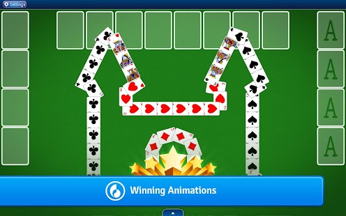 FreeCell Solitaire- screenshot thumbnail