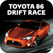 Toyota 86 Drift Race