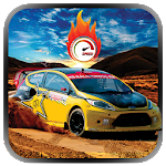 Drift Car Rally Racing Game Icon
