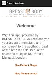 BreastAnalyzer by BREAST&BODY- screenshot thumbnail