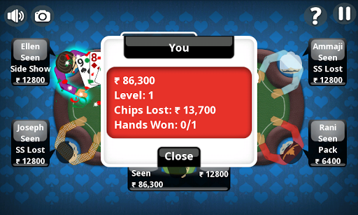 Teen Patti Offline Indian Poker  screenshots EasyGameCheats.pro 4