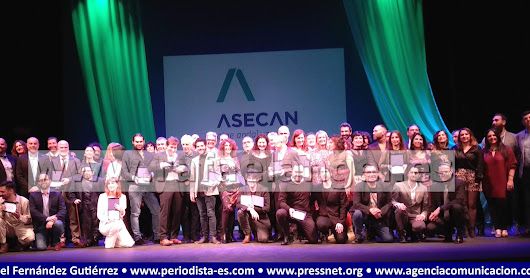 31 Premios ASECAN del Cine Andaluz 2019 . 31 ASECAN Awards of the Andalusian Cinema 2019