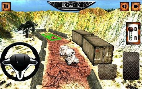 Construction-Truck-3D 9