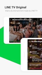 LINE TV MOD APK (Premium) 2