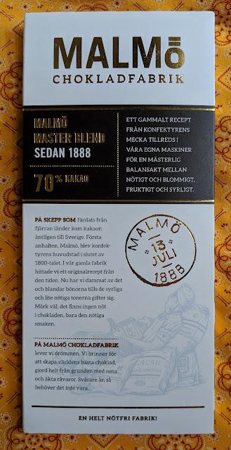 70% master blend malmo bar