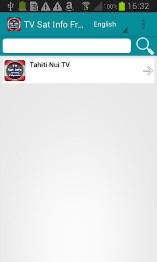 TV Sat Info French Polynesia