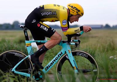 Ritwinnaar Jos van Emden hoopt met zijn ploeg de ZLM Tour te winnen