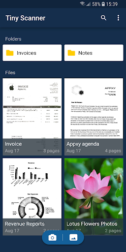 Tiny Scanner - PDF Scanner App screenshot 5