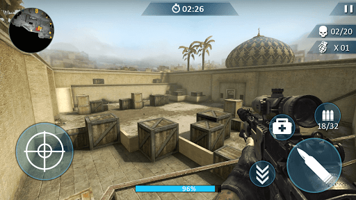 Counter Fort Invader: CS Shooting  screenshots EasyGameCheats.pro 4