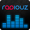 RadioUZ - Uzbek Radio & Music icon