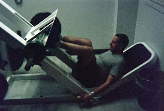 Photo: Physical assessment in the gym