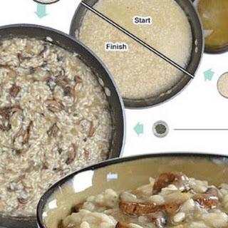 Creamy Mushroom Risotto Recipes