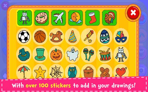 Magic Board - Doodle & Color 1.35 screenshots 6