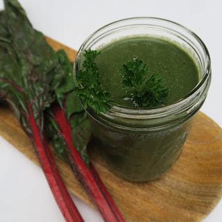 Suso's Green Shake