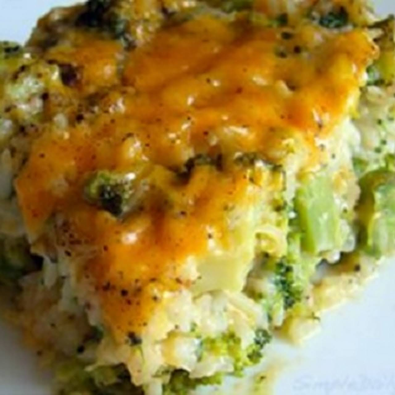 Have You Ever Made Cheesy Broccoli and Rice Casserole From Scratch?