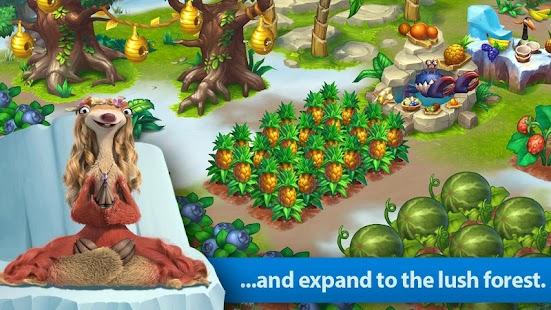 Ice Age World Ekran Görüntüsü