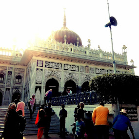 Imambara,lucknow india by Aarti Chaudhary - Buildings & Architecture Statues & Monuments ( shaan-e-awadh )