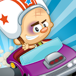 Freak Circus Racing v1.2.2 (Mod Money/Fuel)