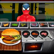 Burger Truck Heroes APK