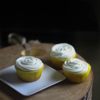 Lemon Poppyseed Cupcakes.