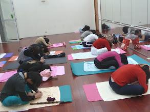 Photo: 20110408身心靈健康瑜珈002