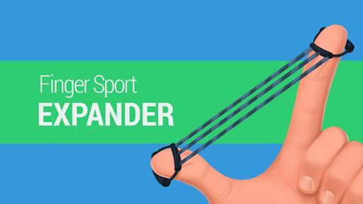 指のスポーツエキスパンダ