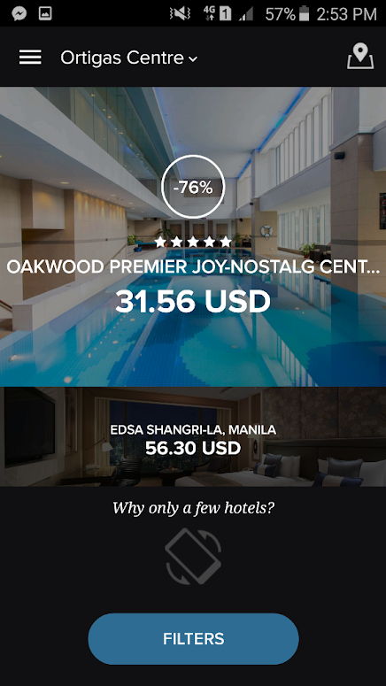 HOTELQUICKLY LAST-MINUTE BOOKING APP