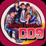 CD9 Musica Letras 2017 icon