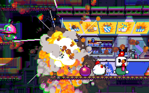 Bomb Chicken  screenshots 7