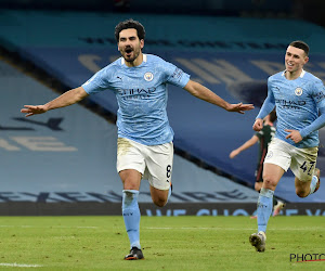 Une autre bonne nouvelle pour Manchester City