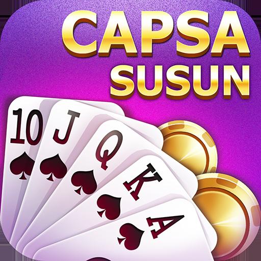 Capsa Susun (Free Online) (game)
