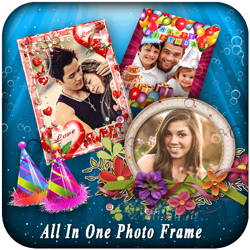 All In One Photo Frame - All Photo Frame Editor