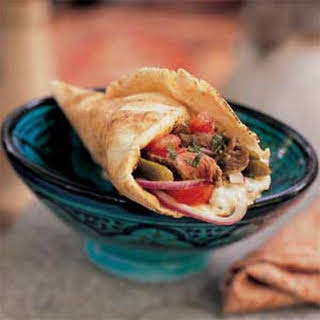 Shawarma (Lamb Pitas).