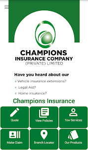 Champions Insurance Apk Latest Version Download For Android 1