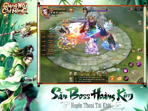 Giang Hu1ed3 Chi Mu1ed9ng - Tuyet The Vo Lam apkpoly screenshots 14