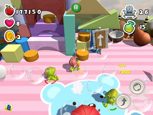 Bubble Jungle ® Pro- screenshot