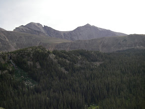 Photo: Longs Peak and Mount Meeker one more time.
