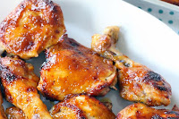 Easy Chicken Barbecue