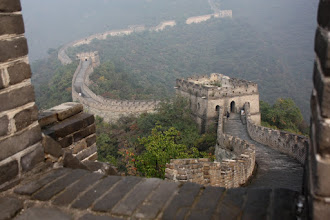 Photo: Day 191 - The Great Wall of China (Mutianyu Section) (China)