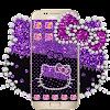 Purple Black Kitty APK
