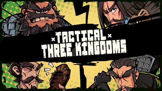 Tactical Three Kingdoms (3 Kingdoms) -T3K Strategy 1
