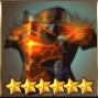 輝く龍鱗鎧